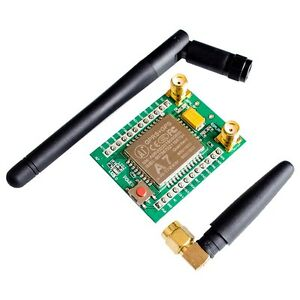 1pcs A7 Proto Shield Gprs gsm Module Adapter Quad band antenna 900 1800 1900mhz
