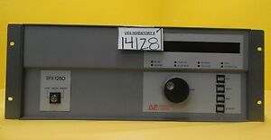 Rfx 1250 Ae Advanced Energy 5012 000 j Rf Generator 13 56mhz Used Tested Working