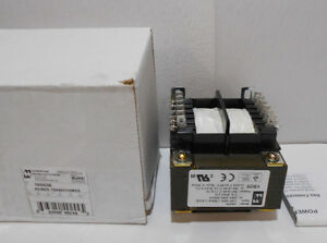 Hammond 185g36 Power Transformer 115v 230v To 18v 36v