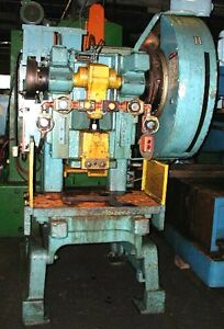 V O Model 45t Obi Punch Press