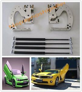 Car Truck 90 Degree Universal Lambo Door Style Conversion Hinge Kit Door Kit