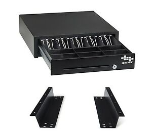 Eom pos Cash Register Drawer Mounting Brackets For Under Counter Installation