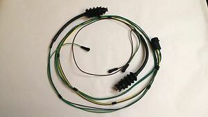 1967 1968 Chevy Pick Up Truck Fleetside Rear Body Light Wiring Harness