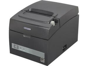 Citizen Ct s310ii u bk Ct s310ii Pos Thermal Receipt And Barcode Printer