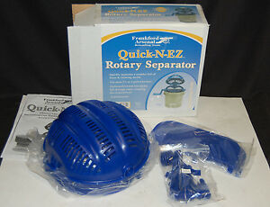 Frankford Arsenal Quick-N-EZ Rotary Separator Without Bucket - Reloading