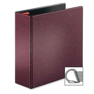 Cardinal 18056cb Prestige Locking Slant d Ring Binder 4 Binder Capacity Let
