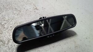 03 04 Corvette C5 Rearview Rear View Mirror With Auto Dim 10433960 Gm