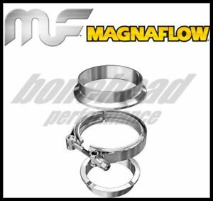 Magnaflow Clamp Flange Assembly 2 5 Inch