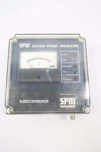 Spm Instrument Touch Point Monitor