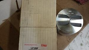 327 Forged Pistons In Stock, Ready To Ship   WV Classic Car
