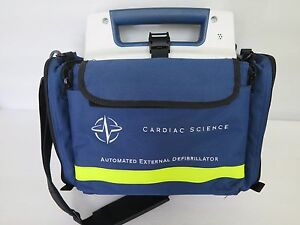 Cardiac Science Powerheart Aed G3 9300e 101 Mint Condition
