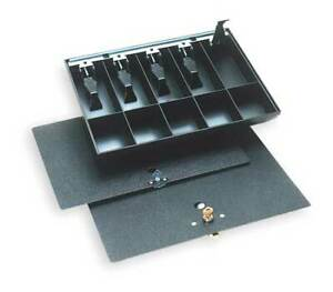 Cash Tray replacement black plastic Mmf Industries 2252862c04