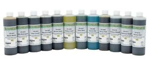 Engrave a crete Rac acid Concrete Stain sample Kit 16oz Each