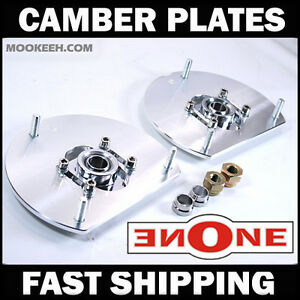Mk1 Rear Pillowball Camber Plates Dodge Neon R T Srt Se For Coilover Kits