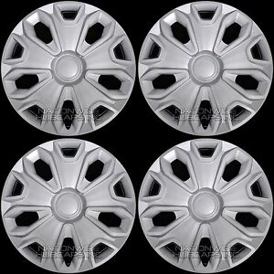 4 Ford Transit 150 250 350 Cargo Wagon Van 16 Wheel Covers Full Rim Hub Caps