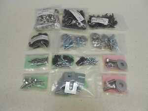 1957 Chevy Bel Air 210 Nomad 20 152 Front End Sheet Metal Fastener Kit New