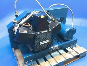 Powerex Obs100700b 150psi Medical Air Compressor thermal Transfer Heat Exchanger