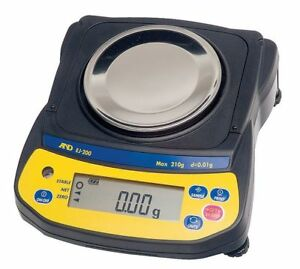 Digital Compact Bench Scale 610g Capacity A d Weighing Ej 610