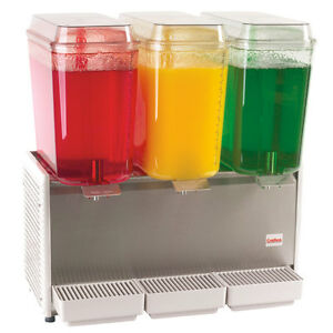 Gmcw D35 4 Three Bowl Crathco Beverage Dispenser