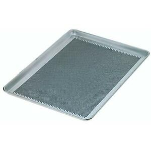Advance Tabco 18 8p 26 1x 12ea Perforated Full Size Aluminum Sheet Pans 18 Gauge