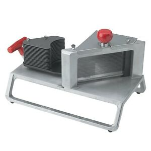 Vollrath 15104 Redco Instaslice Scalloped Blade 3 8 Cut Tomato Slicer