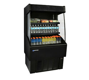 Master bilt Voam48 60 48in X 60in Vertical Open Air Refrigerated Merchandiser