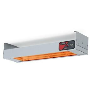 Nemco 6150 72 208 72in Infrared Strip Type Bar Heater W 1 On off Switch 208v
