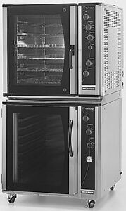Moffat Electric Convection Oven W 8 Pan Proofer Holding Cabinet