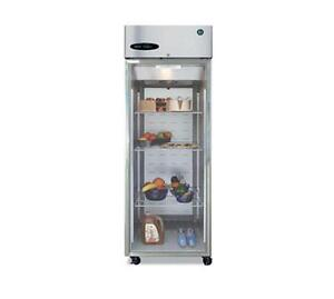 Hoshizaki Cf1s fge 23 3 Cu ft Commercial One Glass Door Reach In Freezer