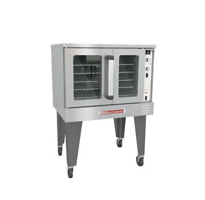 Southbend Bes 17sc Single deck Electric Convection Oven Standard Depth 7 5 Kw