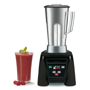 Waring Mx1050xts Blender 3hp Hi power W Keypad 64oz Stainless Jar