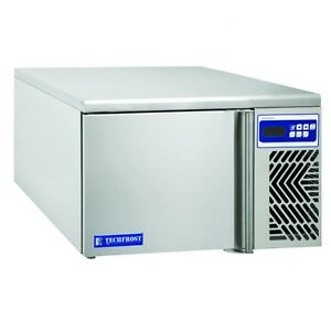 Techfrost Jof 23 Countertop 1 18cf Capacity 4 Cycles Blast Chiller freezer