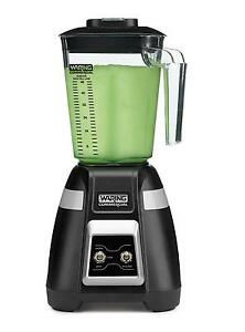 Waring Bb300 Commercial 2 Speed 1 Hp Medium Duty Bar Blender W 48oz Jar