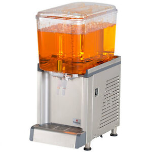 Gmcw Cs 1d 16 Crathco 1 4 75 Gal Bowl Beverage Dispenser Agitator Model