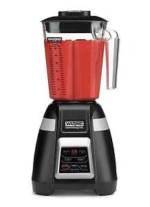 Waring Bb340 Commercial 2 Speed 1 Hp Medium Duty Bar Blender W 48oz Jar