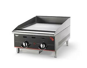 Vollrath 960ggt Cayenne 60 Thermostatic Griddle Flat Top Natural Gas