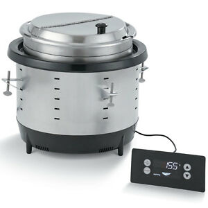 Vollrath 74701d 7 Quart Drop in Induction Cooker Rethermalizer