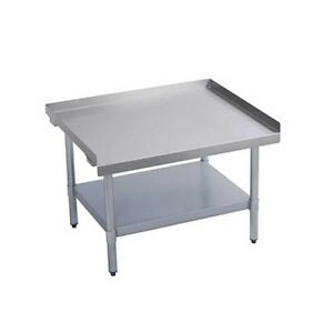 Elkay Foodservice 48 x30 Equipment Stand 16 300 S s With Stainless Undershelf