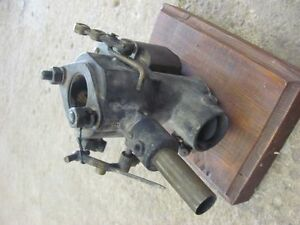 Antique Marvel Brass Carburetor Carb 1906 1911 56 979 E2 1907 1908 1909 1910