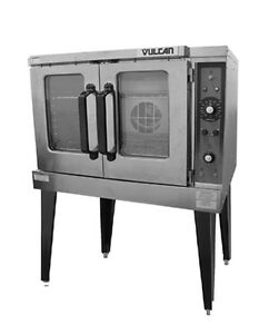 Vulcan Vc3ed 13d1 Vc3 Series Single Deck Electric Convection Oven 480v