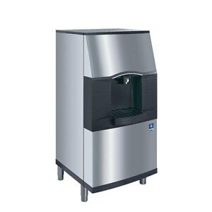 Manitowoc Sfa 191 120lb Hotel Ice Water Dispenser 22 Wide Floor Model S s