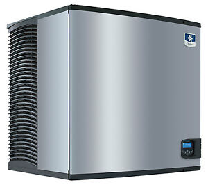Manitowoc Ir 0906a Indigo 30 Modular 874lb Regular Cube Ice Machine