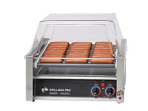 Star 30sc Infinite Control 30 Hot Dog Roller Grill W Duratec Rollers