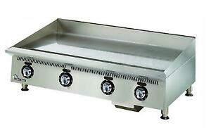 Star 848ta Ultra max 48in Mechanical Snap Action Gas Griddle