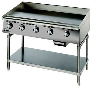 Star 760ta Ultra max Countertop 60in Snap Action Electric Griddle