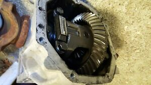 1985 Corvette C4 Dana 44 Rear Differential 3 07 Posi Used