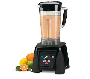 Waring Mx1050xtx Xtreme Smoothie Blender W Raptor 64oz Container 3 5 Hp