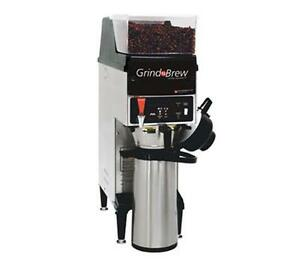 Gmcw Gnb 10h Single Bean Airpot Grind n Brew Automatic Coffee Brewer 120v