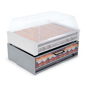 Nemco 8075 bw 220 35 5 Hot Dog Bun Warmer Fit Model 8075 With 64 Bun Capacity