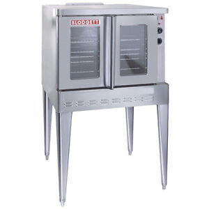 Blodgett Sho 100 e Sgl Standard Full Size Electric Convection Oven